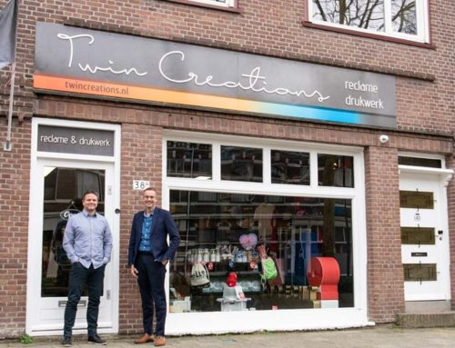 Onze klant: Twin Creations Reclamebureau